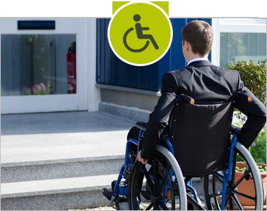 accessibilite handicapé