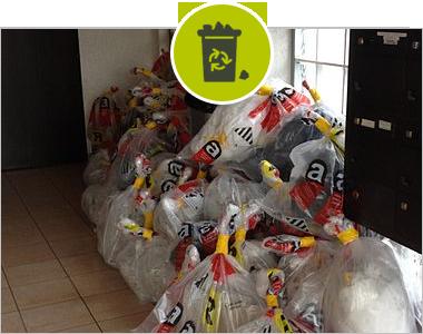audit gestion déchets