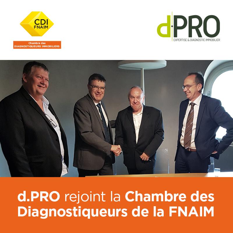 d.PRO rejoint la CDI FNAIM