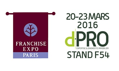 Envie de devenir diagnostiqueur immobilier venez au salon de la franchise 2016 d pro - Salon de la franchise date ...